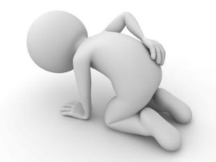 腰痛・膝の痛みがつらい時はのイメージ